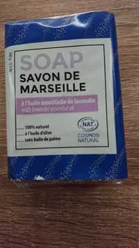 Alepia - Savon de Marseille à l'huile essentielle de lavandin