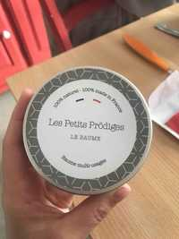 LES PETITS PRÖDIGES - Le baume multi-usages
