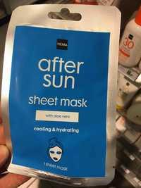 Hema - Sheet mask - After sun