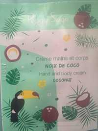 Peggy Sage - Noix de coco - Crème mains et corps