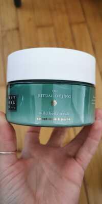 RITUALS - The ritual of Jing - Relax mild body scrub