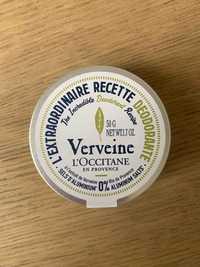 L'OCCITANE - Verveine - Baume déodorant 48h