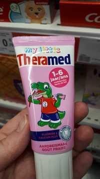 THERAMED - My little theramed - Dentifrice 1-6 ans dents de lait goût fraise