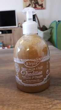 Alepia - Tradition - Savon liquide d'Alep