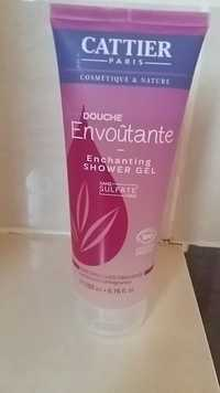 Cattier - Envoûtante - Enchanting  shower gel