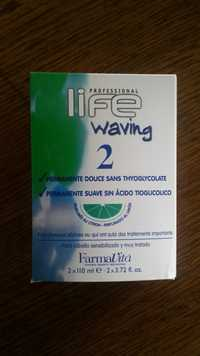 FARMAVITA - Life waving 2 - Permanente douce sans thyoglycolate