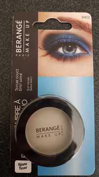 Berangé - Make up - Ombre à paupières mono blanc fever