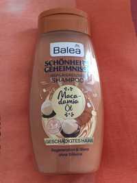Balea - Schönheite geheimnisse macadamia öl - Reparierendes shampoo