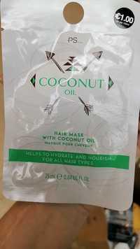 Primark - Coconut oil - Hair mask with coconut oil