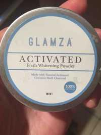 Glamza - Activadet - Teeth whitening powder mint