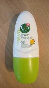 Marque Repère - Bionaïa - Déodorant fraîcheur au citron bio