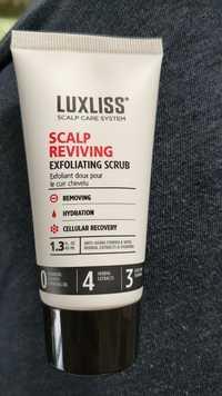 LUXLISS - Scalp reviving - Exfoliant doux cuir chevelu
