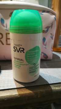 SVR - Spirial - Déodorant anti-transpirant végétal roll-on