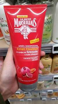Le petit marseillais - Après-shampooing eclat couleur
