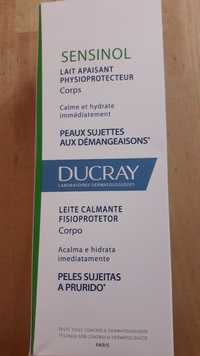 DUCRAY - Sensinol - Lait apaisant physioprotecteur