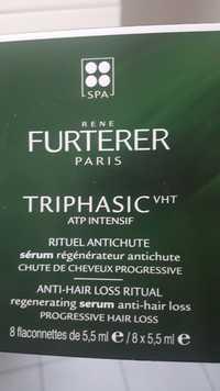 RENÉ FURTERER - Triphasic - Sérum régénérateur antichute