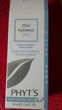 PHYT'S - Elixir hydratant 24h