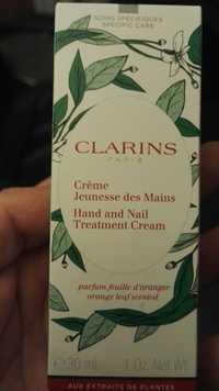 CLARINS - Crème jeunesse des Mains