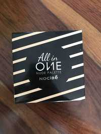 NOCIBÉ - All in one - Nude palette