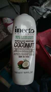 INECTO - Marvellous moisture coconut - Après-shampooing