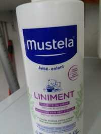 Mustela - Liniment toilette du siège bébé