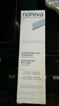NOREVA - Aquareva - Contour des yeux hydratant