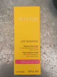 Decléor - Life radiance - Masque flash éclat à l'huile essentielle de saro