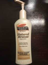 PALMER'S - Cocoa butter formula natural bronze - Body lotion