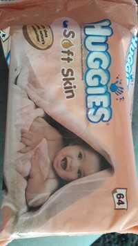 Huggies - Soft skin - Lingettes