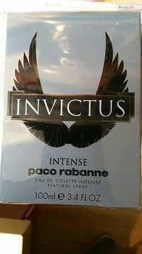 INVICTUS - Intense paco rabanne - Eau de toilette intense