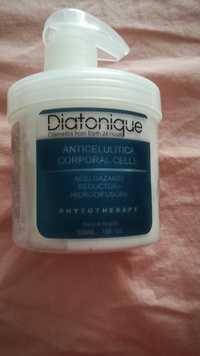DIATONIQUE - Anticelulitica corporal cells