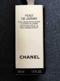 Chanel - Huile de jasmin - Huile visage revitalissante à l'extrait de Jasmin