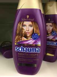 Schwarzkopf - Schauma - Keratin kraft aufbau-shampoo