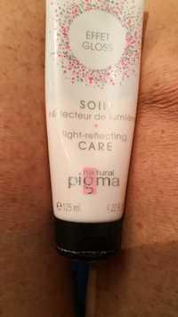 NATURAL PIGMA - Effet gloss - Soin réflecteur de lumière