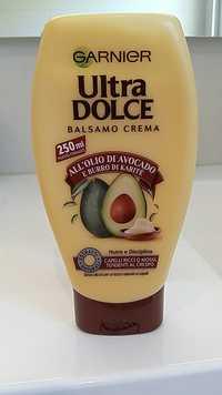 GARNIER - Ultra dolce - Balsamo crema all'olio di avocado