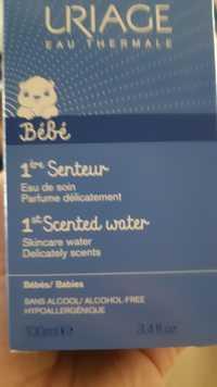 Uriage - Bébé 1ère senteur - Eau de soin parfume délicatement