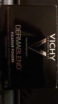 VICHY - Dermablend - Fixateur poudre