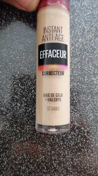 Maybelline - Instant anti-age effaceur - Correcteur 07 sable