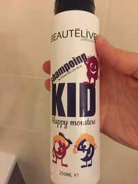 Beautélive - Happy monsters - Shampooing kids