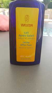 Weleda - Lait après-soleil