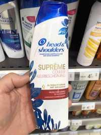 Head & Shoulders - Suprême couleur - Shampooing antipelliculaire
