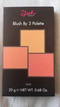 SLEEK - Lace - Blush By 3 palette