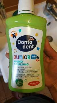 DM - Donto dent - Junior ab 6 jahren Mund-spülung