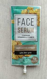 MASCOT EUROPE BV - Anti-aging effect - Face serum  with 24ct gold