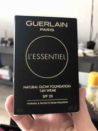 Guerlain - L'essentiel - Natura glow foundation 16h wear SPF 20