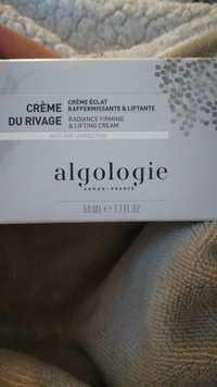 Algologie - Crème du rivage