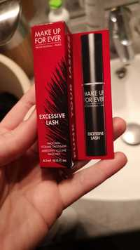 Make up for ever - Excessive lash - Mascara volume saisissant