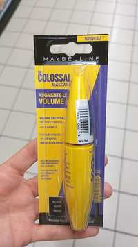 Maybelline - The colossal mascara