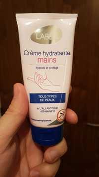 LABELL - Crème hydratante mains