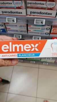 ELMEX - Anti-caries blancheur - Dentifrice